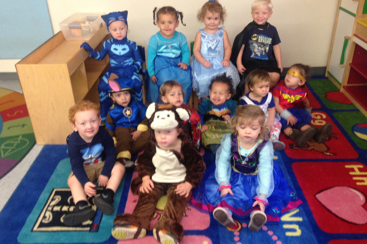 Three Angels Preschool, Harvest Festival